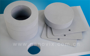 Nanovix microporous insulation tailormade board